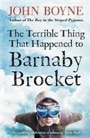 THE TERRIBLE THING THAT HAPPENED TO BARNABY BROCKET (PAPERBACK)