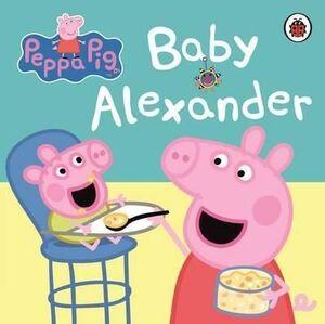 BABY ALEXANDER. PEPPA PIG
