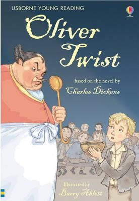 OLIVER TWIST YOUNG READING