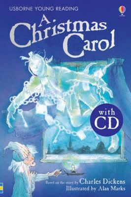A CHRISTMAS CAROL . YOUNG READING. SERIES TWO WITH AUDIO CD