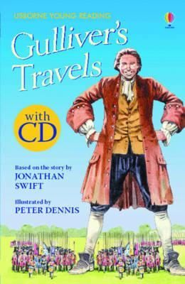 GULLIVER'S TRAVEL. CD  (3.21 YOUNG READING SERIES TWO WITH AUDIO CD)