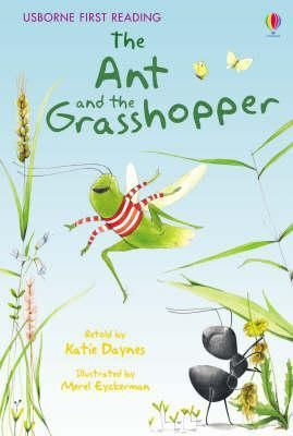 THE ANT AND THE GROSSHOPPER