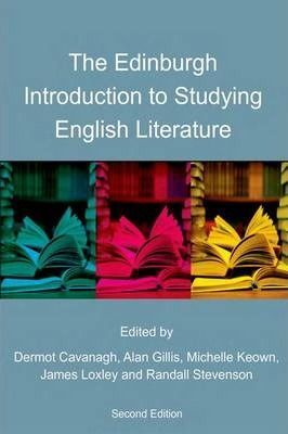 THE EDINBURGH INTRODUCTION TO STUDYING ENGLISH LITERATURE