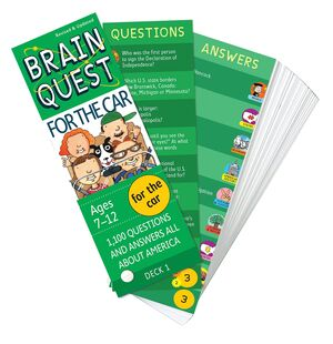 BRAIN QUEST 7 UP
