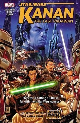 KANAN THE LAST PADAWAN- STAR WARS