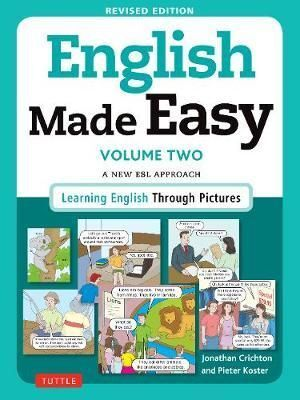 V2. ENGLISH MADE EASY. LEARNING ENGLISH THROUGH PICTURES