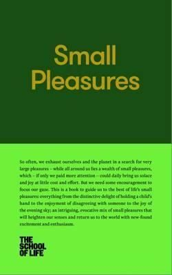 SMALL PLEASURES