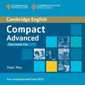 CD. COMPACT ADVANCED CLASS AUDIO CDS