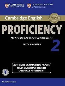 C1. PROFICIENCY CAMBRIDGE ENGLISH SELF STUDY