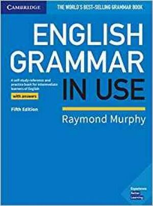 ENGLISH GRAMMAR IN USE. (BLUE) 5ª.ED. (+KEY -CD)