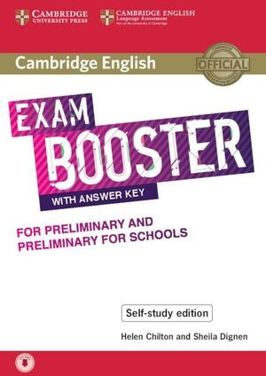 PET. EXAM BOOSTER WITH ANSWERS. SELF STUDY EDITION
