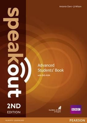 SPEAKOUT ADVANCED STUDENT+DVD 2ED