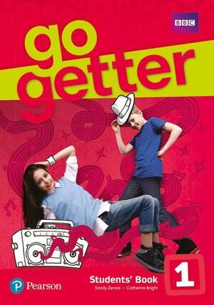 1. GOGETTER STUDENTS' BOOK