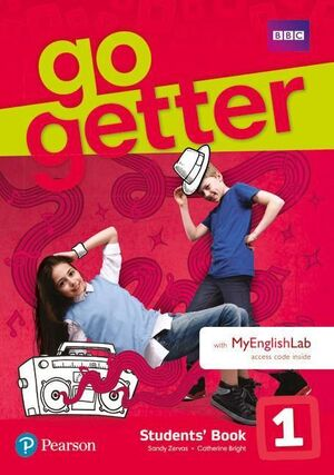 1. GOGETTER STUDENTS' BOOK WITH MYENGLISHLAB PACK