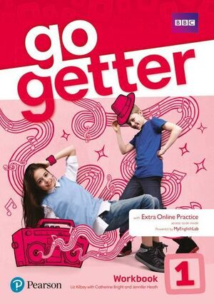 1. GOGETTER WORKBOOK WITH ONLINE HOMEWORK PIN CODE PACK