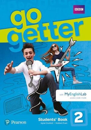 2. GOGETTER STUDENTS' BOOK WITH MYENGLISHLAB PACK