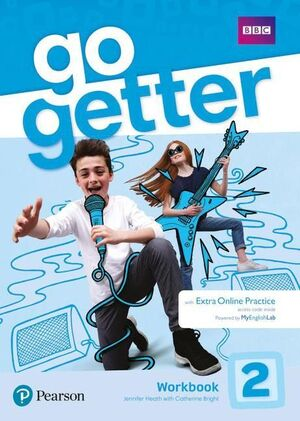 2. GOGETTER WORKBOOK WITH ONLINE HOMEWORK PIN CODE PACK