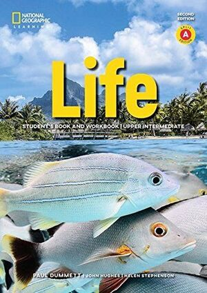 LIFE. UPPER INTERMEDIATE. STUDENT'S BOOK AND WORKBOOK