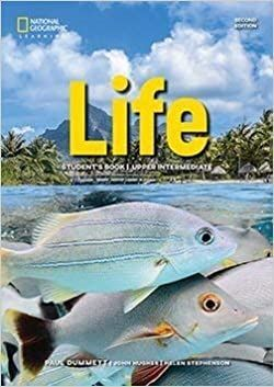 LIFE UPPER INTERMEDIATE STUDENT'S BOOK WITH APP CODE AND ONLINE WORKBOOK