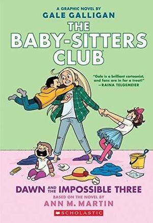 THE BABY-SITTERS CLUB GRAPHIC NOVEL #5