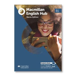 MAC ENGLISH HUB B1 SB PK
