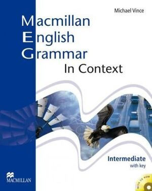 INTERMEDIATE MACMILLAN ENGLISH GRAMMAR IN CONTEXT PACK WITHOUT KEY