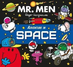 ADVENTURE IN SPACE MR MEN