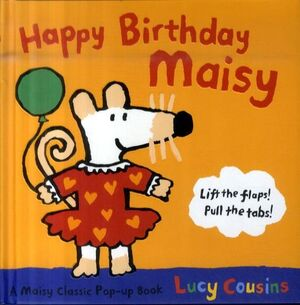 HAPPY BIRHDAY MAISY