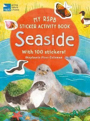 SEASIDE STICKER ACTIVITY BOOK