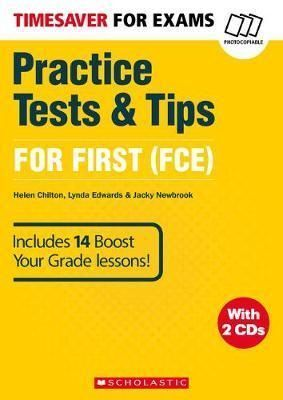 PRACTICE TESTS & TIPS FOR FIRST CERTIFICATE ENGLISH (+2CDS)