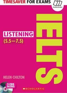 TIMESAVER FOR EXAMS: IELTS LISTENING (5.5 - 7.5) + CD. CEF B2 - C1