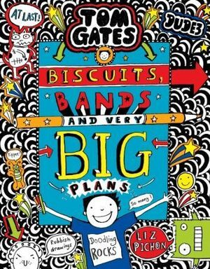 14. TOM GATES: BISCUITS, BANDS AND VERY BIG PLANS