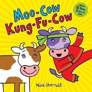 MOO-COW KUNG-FU-COW
