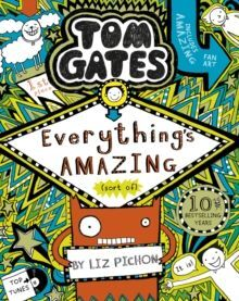 3. PB. TOM GATES: EVERYTHING'S AMAZING