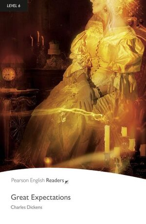 6. GREAT EXPECTATIONS BOOK & MP3 PACK PENGUIN READERS (PEARSON ENGLISH GRADED READERS)