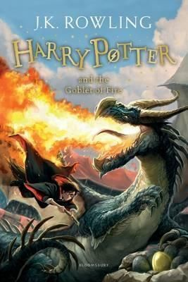 4. HARRY POTTER AND THE GLOBET OF FIRE