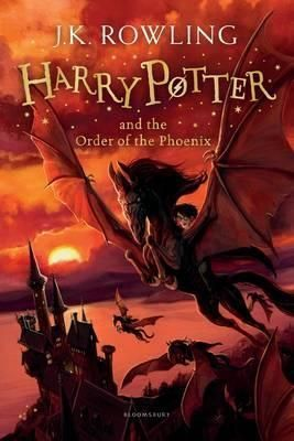 5. HARRY POTTER AND THE ORDER OF THE PHOENIX