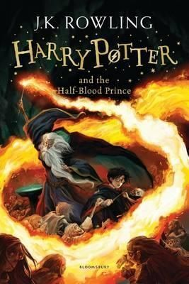 6. HARRY POTTER AND THE HALF-BLOOD PRINCE