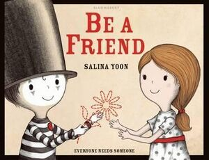PB. BE A FRIEND