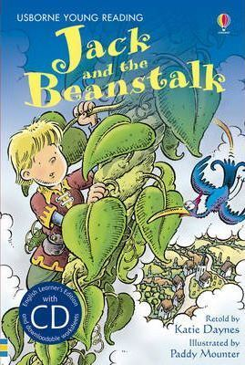 JACK AND THE BEANSTALK + CD