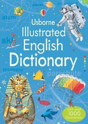 USBORNE ILLUSTRATED ENGLISH DICTIONARY