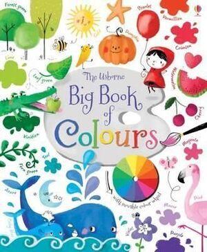 COLOURS. BIG BOOK