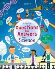 ABOUT SCIENCE LIFT-THE-FLAP QUESTIONS AND ANSWERS