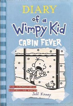 6. DIARY OF A WIMPY KID: CABIN FEVER