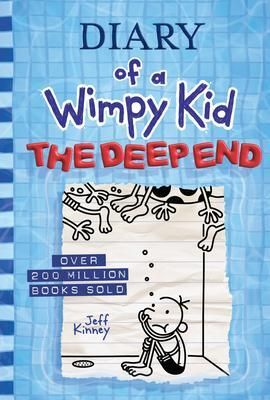 15. DIARY OF A WIMPY KID: THE DEEPEND