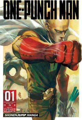 ONE-PUNCH MAN 1  MANGA