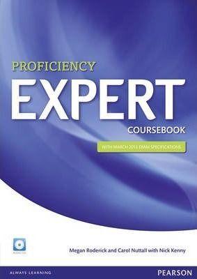 PROFICIENCY EXPERT BK W AUDIO COURSEBOOK W AUDIOCD