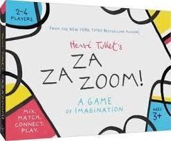 ZAZA  ZOOM! A GAME OF IMAGINATION 3+