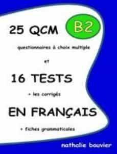 B2. 25 QCM