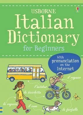 ITALIAN DICTIONARY FOR BEGINNERS